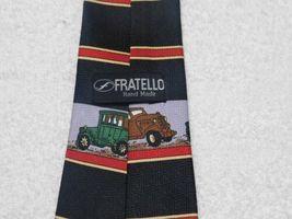 Fratello Classic Car Necktie Tie  image 3