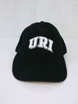 University of Rhode Island Embroidered Hat Adjustable One Size Navy  - $6.79