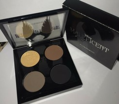 MAC Disney Maleficent Eyeshadow Quad (Goldmine, Ground Brown, Concrete, ... - $55.68