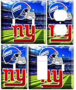 NEW YORK GIANTS NY NFL FOOTBALL SUPER BAWL CHAMPIONS LOGO COVER WALL PLA... - $8.99+