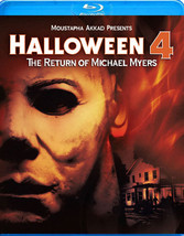 Halloween 4-Return Of Michael Myers (Blu-Ray)