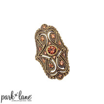 Jewels by Park Lane Isabella Ring Fashion Ring Cubic Zirconia Knuckle to... - $40.00