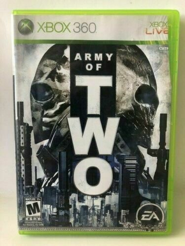 Army of Two (Microsoft Xbox 360, 2008) image 2
