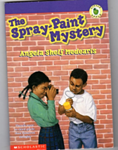 The Spray-Paint Mystery - $3.95