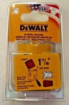 """DEWALT D180027 1-11/16"""" Bi-Metal Hole Saw USA - $6.44"""