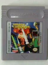 Missile Command  Nintendo Game Boy  - $9.99