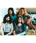 Led Zeppelin Autographed Signed 8 x 10 Photo REPRINT  - $11.95
