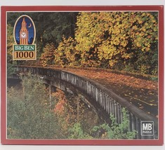 1000 Piece Jigsaw Puzzle Big Ben Oregon Gorge National Scenic Area Nature New - $19.80