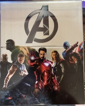 Marvel's The Avengers Assemble - 6-Disc Blu-ray Box Set [Import]