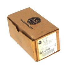 Nib Allen Bradley 815-DOV4 Ser. K Manual Reset Overload Relay 815DOV4, Size 3 - $110.00