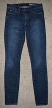 Gap Jeans 26L Slim Skinny Leg Cotton Stretch Denim 2 - $20.56