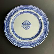 """HERITAGE SPODE BLUE & WHITE 10 1/4"""" DINNER PLATE - $35.00"""