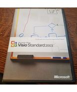 Microsoft Visio 2003 Standard - $17.99