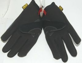 Mechanix Wear 911745 Utility Multipurpose Protection Gloves Black Grey XL image 3