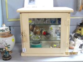 Vintage Antiseptic Cabinet - $55.00