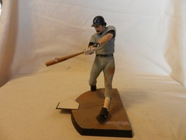 2012 Thurman Munson New York Yankees #15 Figurine Batting Road Gray LE - $29.69