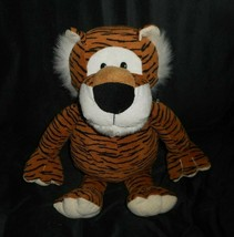 "17"" CIRCO ANIMAL ADVENTURE 2008 ORANGE STRIPED TIGER STUFFED PLUSH TOY T... - $34.65"