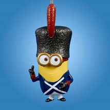 "Kurt Adler 3.25"" Despicable Me Napoleon Minion Christmas Ornament - Yellow/Blue - $7.42"