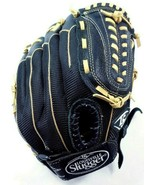 Louisville Slugger Helix Series HXBK5D Black Leather Youth Baseball Glov... - $25.07