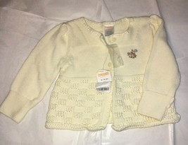 New With Tags. Gymboree Girls Sweater 12-18 Mos. - $15.00