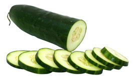 Cucumber Long Green Improved Non GMO Heirloom Vegetable 25 Seeds - $1.77