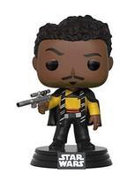 Funko POP! Star Wars: Solo - Lando Calrissian - $9.93