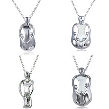 Rm hand in hand mother and her chilren family mom gifts mommy parents pendant necklaces thumb200
