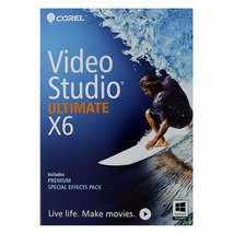 Corel VideoStudio Ultimate X6 Premium Special Effects Pack - $15.95