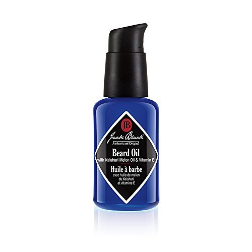 JACK BLACK – Beard Oil – PureScience Formula, Helps Prevent Dry, Itchy Skin, Fas