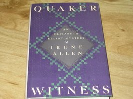 Quaker Witness Prima - $1.98