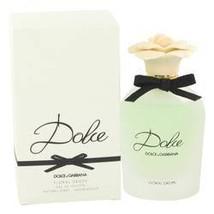 Dolce Floral Drops Perfume By Dolce & Gabbana 2.5 oz Eau De Toilette Spray For W - $79.73