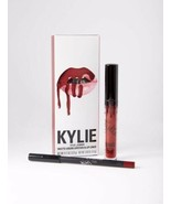 Kylie Jenner BOUJEE Lip Kit Matte Liquid Lipstick Lip Liner Set Make Up ... - $22.72