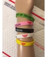 new Legend of ZELDA Video Game Theme wristbands bracelets NINTENDO  - $15.00