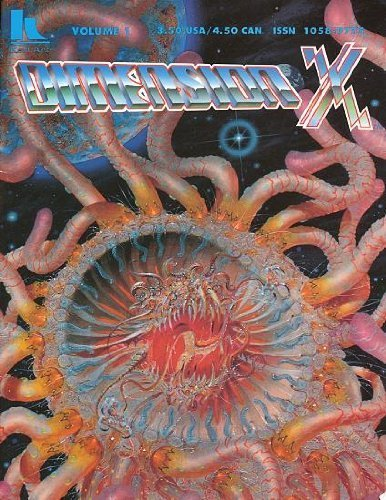 Dimension X: Volume 1 [Paperback] [Jan 01, 1992] Michael Louis Luck and Barry Al