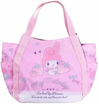 Sanrio Hello My Melody Pink Diaper Bag Big Balloon Tote Japan New with T... - $56.10