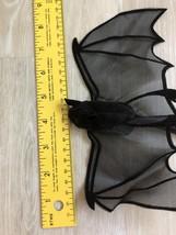 LIKE NEW Folkmanis Plush Bat Finger Puppet  - $1.49