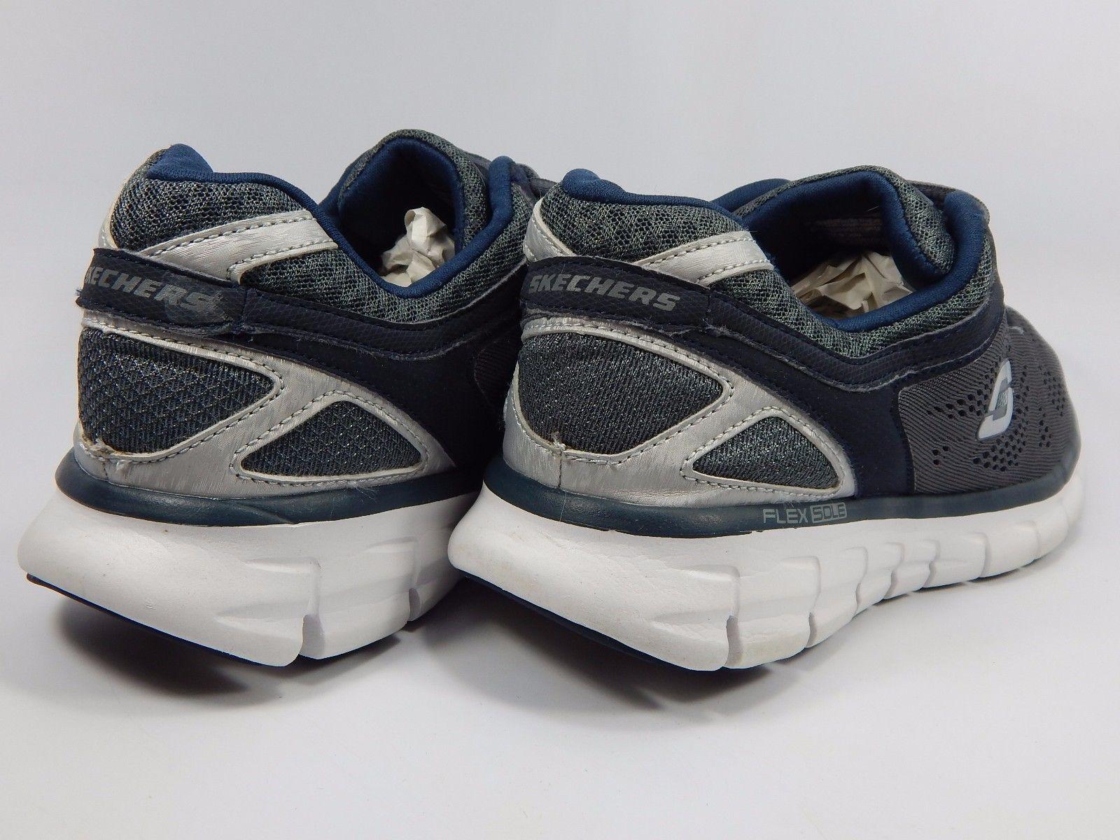 Skechers Skech Flex Men's Running Athletic Shoes Size US 9.5 M (D) EU 42.5 Gray