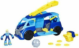 Stretch Armstrong Mobile HQ Vehicle Playset Action Figure and the Flex Fighters - $19.89