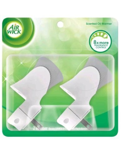 Air Wick Scented Oil Air Freshener Warmer 2 ea (Pack of 2)