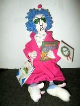 Hallmark Shoebox MAXINE Plush Doll for Christmas Bah Humbug HOLIDAY SHOP... - $19.80