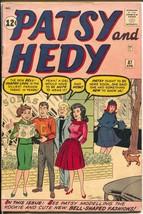 Patsy and Hedy #87 1963-Marvel-Al Hartley-Patsy Walker-VG+ - $68.29