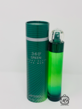360 Green by Perry Ellis for men Edt Spray 3.4 Oz New In Box - $23.66