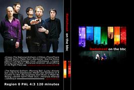 RADIOHEAD - ON THE BBC DVD - $23.50