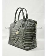 NWT Brahmin Duxbury Leather Satchel/Shoulder Bag in Serpentine Melbourne - $249.00