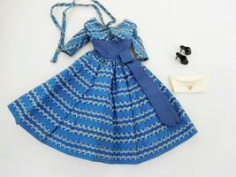 """Vintage 1960-1962 Barbie Tagged Clothes """"Let's Dance"""" - $38.99"""