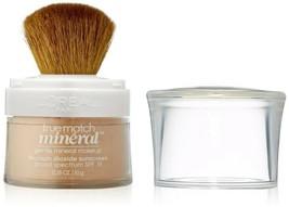 L'Oréal Paris True Match Mineral Makeup Gentle NUDE BEIGE-460 Sealed - $11.88