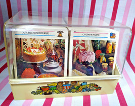 VTG 1973 McCall's Great American Recipe Card Collection 100's of Tasty R... - $30.00