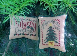 O Christmas Tree cross stitch chart From The Heart  - $3.60