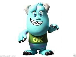 Monsters University Cosbaby - Sulley Figure Hot Toys Rare New Cosbabies - $34.64
