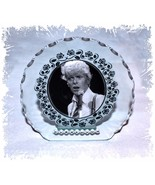 David Bowie cut glass Plaque gift for any occasion perfect Limited Editi... - $32.49